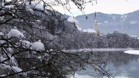 Winterlandschaft rund um Kufstein