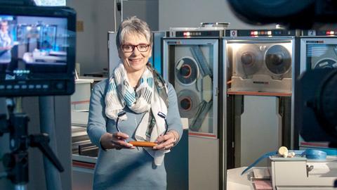 TV-Landfrau Rita Braun