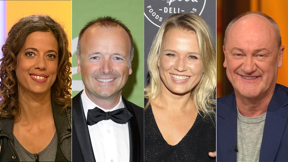 Rateteam (v.li.): Gesa Dreckmann, Karsten Schwanke, Nova Meierhenrich und Bodo Bach