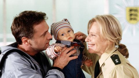 Szene aus: Ein Baby zum Verlieben