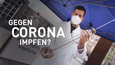 Engel fragt – Gegen Corona impfen - ja oder nein?