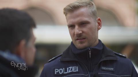 Kein Respekt vor Polizisten