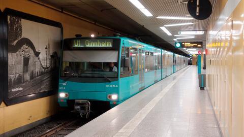 Erlebnis Hessen: Frankfurts älteste U-Bahnlinie