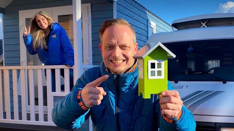 erlebnis hessen: Der Camping-Check: Tinyhouse, Bullis & Naturcamping