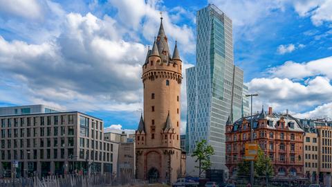 Bild vom Eschenheimer Tor