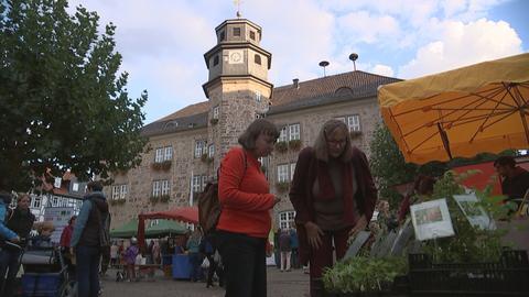 Erlebnis Hessen: Alte Orte - neues Leben