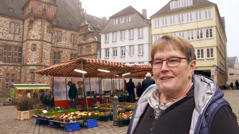 Erlebnis Hessen: Der Marburger Marktplatz