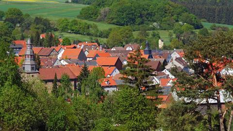 Kirdorf im Vogelsberg
