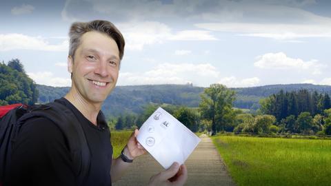 Selbstversuch Pilgern – auf dem Jakobsweg von Fulda nach Frankfurt