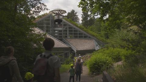 Erlebnis Hessen: Der Frankfurter Stadtwald