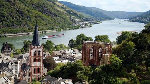 Drei Gründe für Oberes Mittelrheintal