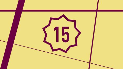Türchen für Plätzchenkalender