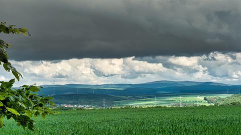 Wetter-Bilder Eberhard Deis aus Beuerbach