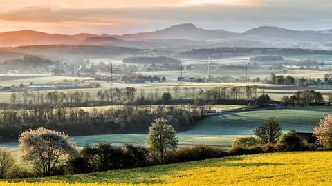 Wetter-Bilder Thomas Thys aus Milseburg