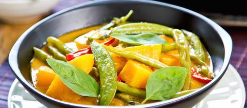 Curry Gemüse Süßkartoffel