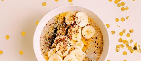Energie-Frühstücks-Schale