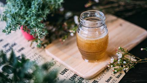 Honigvariationen für die kalte Jahreszeit
