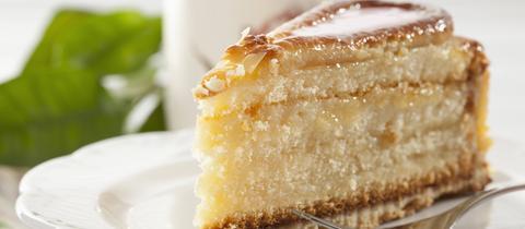 Mailänder Torte, Kuchen