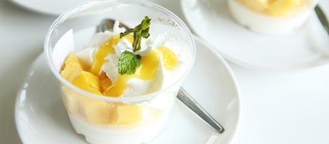 Mango-Tiramisu