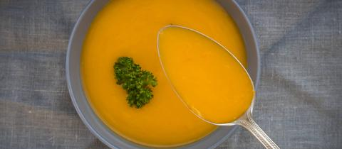 Quittensuppe