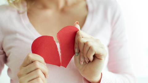 Scheidung, Trennung