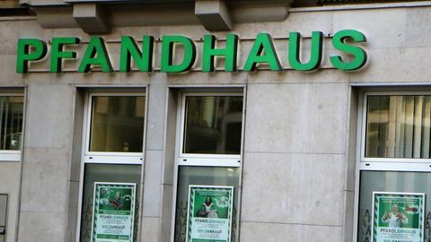 Pfandleihhaus
