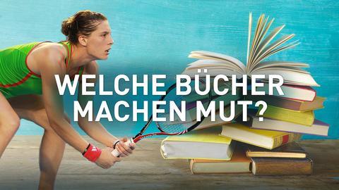 hauptsache kultur vom 15.10.2020: Welche Bücher machen Mut?
