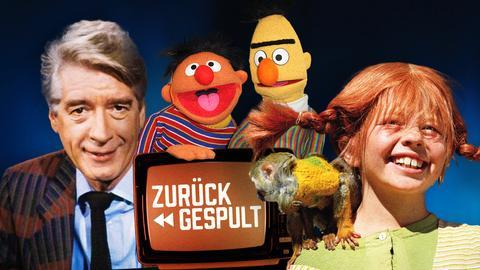 Die Stars der 70er: Dieter Thomas Heck, Pippi Langstrumpf, Ernie und Bert