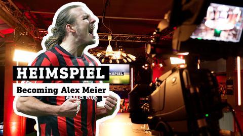 Heimspiel: Alex Meier ist der Fußballgott von Eintracht Frankfurt.