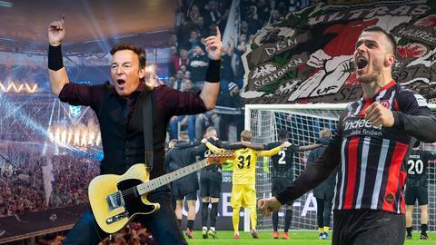 Im Herzen von Europa – Die Frankfurter Arena