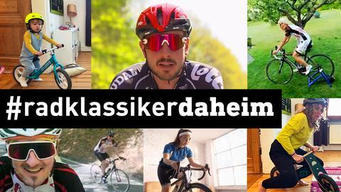 #radklassikerdaheim