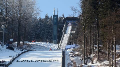 Skischanze Willingen