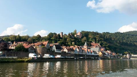 Herrliches Hessen - Unterwegs entlang des Neckars
