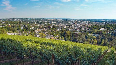 Herrliches Hessen - Unterwegs in Wiesbaden