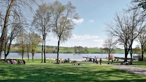 Herrliches Hessen - Unterwegs um den Nieder-Mooser See