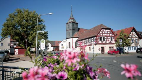 Unterwegs in Dieburg und Otzberg