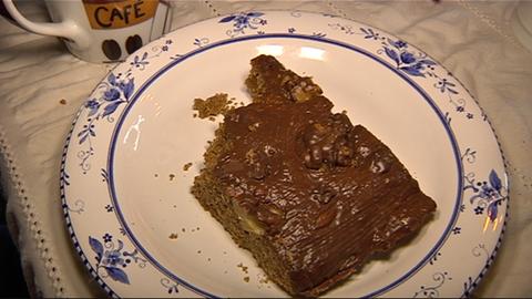 Lebkuchen-Schokoladenterrine
