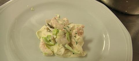 Insalata di Polpo (Fischsalat)