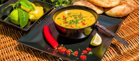 Afrikanische Küche im Odenwald