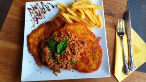 Schnitzel Ko Samui