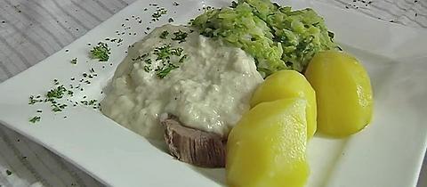 Landküche in Oberhessen