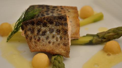Fisch+Spargel