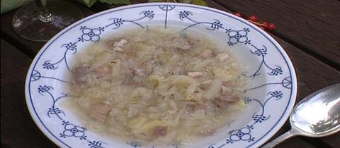 Eintöpfe und dicke Suppen