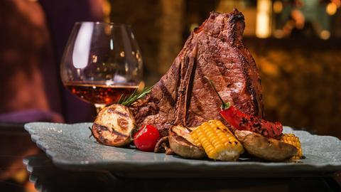 Steak und Whiskey