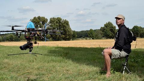 hr-Drohne