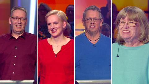 Die Kandidaten (v.l.): Sascha Iwnaitzki, Anna Schmidt, Jürgen Schulze und Cornelia Kreher.
