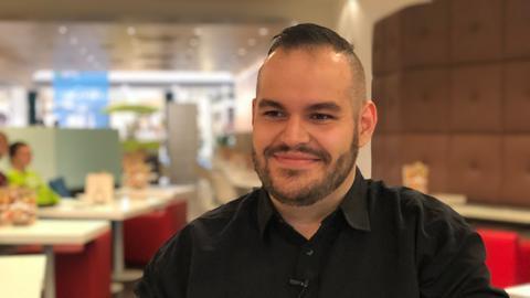 Christian Tuhacek ist Suchtberater im Diakonischen Werk Kassel