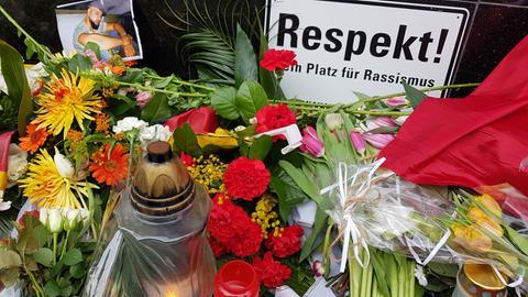 Hanau nach dem Terror