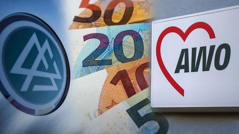 AWO und DFB - immer wieder gab es zuletzt Skandale in Vereinen