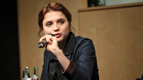 Schauspielerin Mala Emde